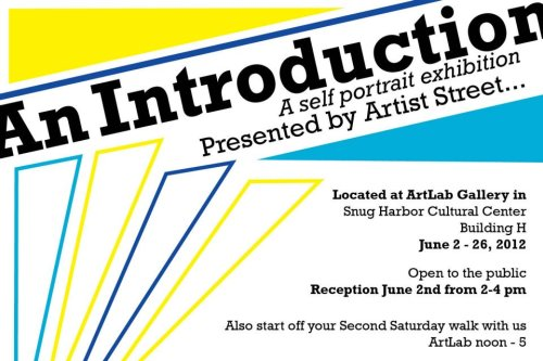 A new artist collective in Staten Island, NY!!  They're having their first exhibition Sat June 2nd at the Snug Harbor Cultural Center. Come and support your local starving artists including myself =) For more event information: https://www.facebook.com/events/437909869553687/ Official Facebook Page: https://www.facebook.com/ArtistStreet