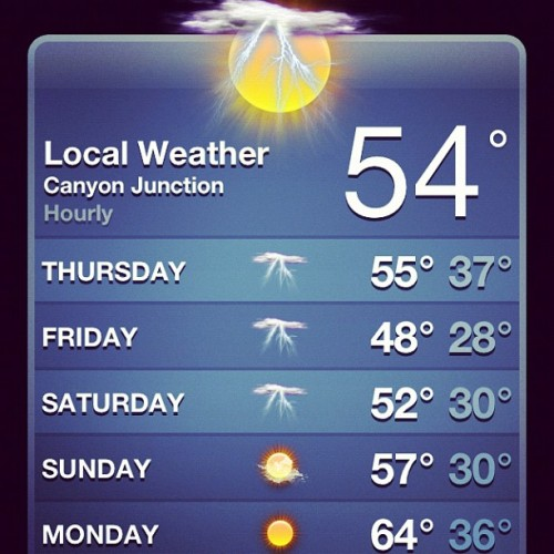 Hey summer! (Taken with Instagram at YPSS Canyon Service Station)