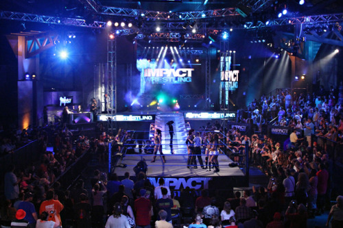 Breaking News: Impact Wrestling Going Live WeeklyTNA Wrestling has announced on May 31st they will not only be starting the show 1-hour earlier but now from here on out will be going live weekly. -Awesome.You Can Read The Full Article Here:http://nodq.com/tna/339295676.shtml