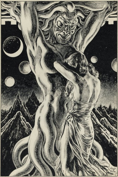sisterwolf:  Virgil Finlay