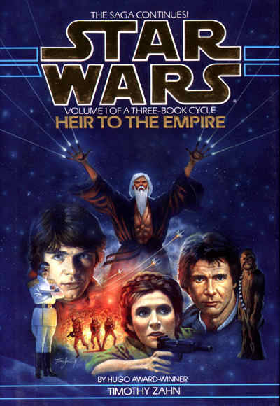 10 Day Star Wars Expanded Universe Challenge Day 10: Favorite era of EU - New Republic Era The original trilogy will always be the most important part of Star Wars to me. It's what I grew up with, and no matter how much I love everything else nothing is as good as the original trilogy for me. But the trilogy doesn't really have an end. The Emperor and Vader are dead, the second Death Star is destroyed…but now what? The Galactic Empire is left in ruins, the rest of the Imperial Army is still out there, and the galaxy is in disarray. The Rebellion has finally overthrown the Empire and now they need to rebuild. The civil war was just the beginning of the story for the heroes of the original trilogy, and in the New Republic era we get to see them grow more as characters and continue to fight for what they believe in.