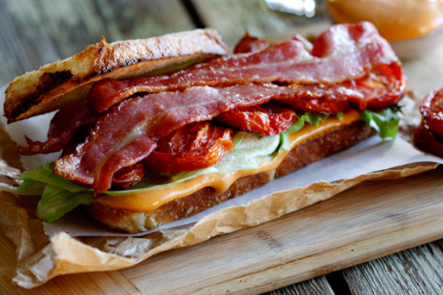 gastrogirl:  the ultimate blt.