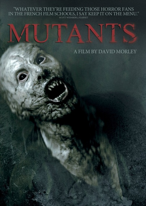 Mutants (2009) Watching …