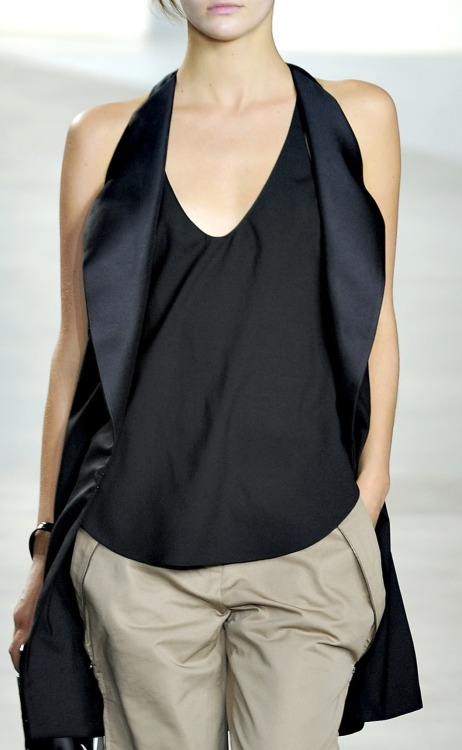 voyagerrr:3.1 Phillip Lim, Spring 2012, beautiful
