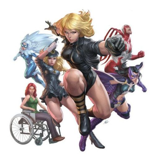 Birds of Prey by Stanley Lau