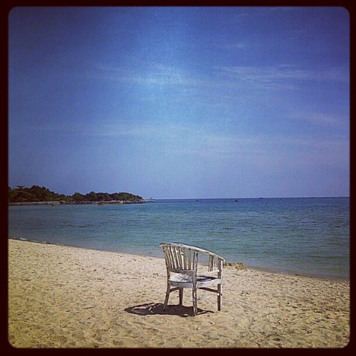 #holiday #beach #indonesia #jepara jeparadise… (Taken with Instagram at Sunset Beach Resort & Resto)