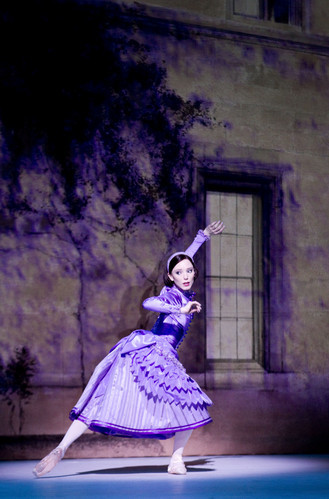 "Sarah Lamb in Christopher Wheeldon's ""Alice's Adventures in Wonderland"" - The Royal Ballet"