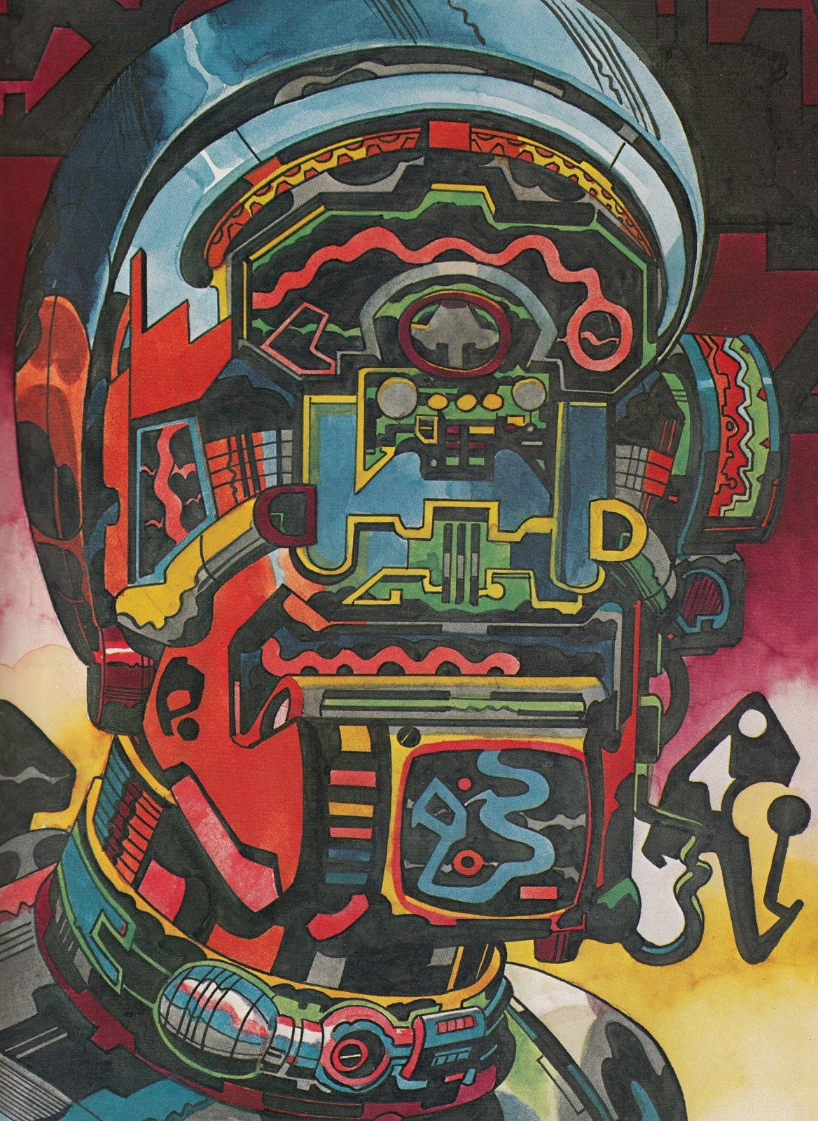 blueribbondigest:  Jack Kirby