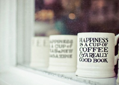 and depression is a really good book IN coffee.