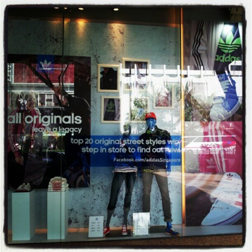 Checkout the new window display! (Taken with instagram)
