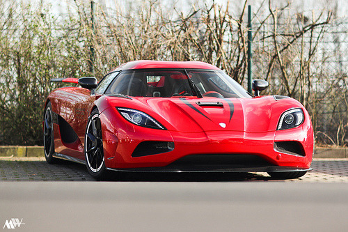 automotivated:   AGERA R (by Mitch Wilschut | Photography)
