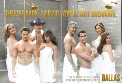 "The return of Dallas. http://www.tntdrama.com/series/dallas/ ""Dallas is an upcoming American drama television series that revolves around the Ewings, a wealthy Texas family in the oil and cattle-ranching industries. The series is a continuation of the original series of the same name that aired on CBS from 1978 to 1991, and is not a reboot. It will include several actors/characters from the original series, though will focus mainly around John Ross Ewing III and Christopher Ewing, the now-adult sons of Ewing brothers J.R. and Bobby respectively."" Oh TNT. You stay classy"