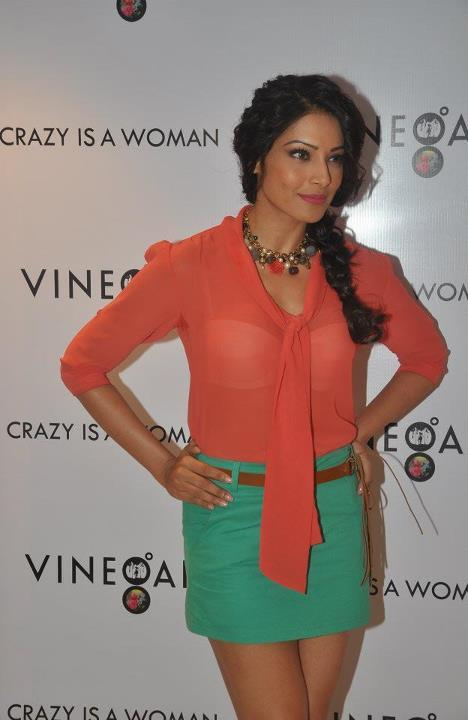 Bollywood actor Bipasha Basu at the launch if Vinegar launch, Mumbai