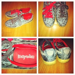 My favorite @kozyndan x @puma collab!! :) i want to buy one more! #puma #kozyndan (Taken with instagram)
