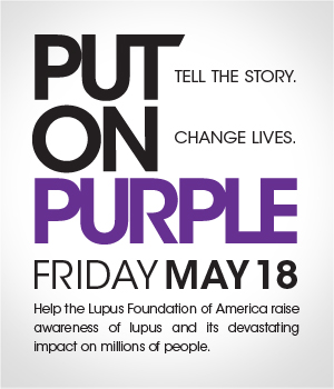 "lovelyday2bme:  Lupus Awareness  Hi everyone. I know awareness may not seem like a big deal, but with lupus, it really really really is. So many people know it only as ""what no one ever has on House"" and that's not helpful at all. Sometimes people don't even believe that people can have lupus. Even medical professionals. I had an intake nurse in the ER tell me that I was 'too young to have lupus.' Especially medical professionals, but really all people, should be aware of lupus. If a 20-year-old girl parks in a handicapped spot and is berated for 'not being handicapped,' it might be helpful if onlookers, like, knew lupus actually existed. This seems dramatic, but it's reality. Tell people. Lupus exists. The more people know, the more people understand. The more people understand, the more people empathize. The change starts with you."