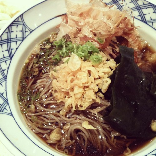 스타미나 면 (Taken with instagram)