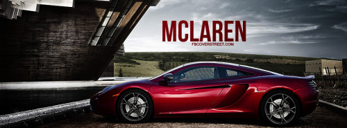 Mclaren Facebook Covers