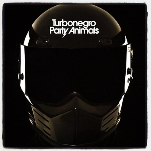 #nowplaying #listeningto #turbonegro (Taken with instagram)