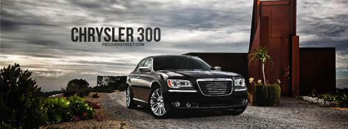2012 Chrysler 300 Facebook Cover