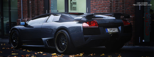 Lamborghini Murcielago Facebook Covers