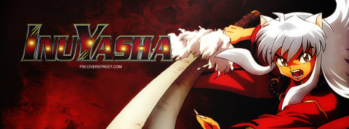 Inuyasha Facebook Cover