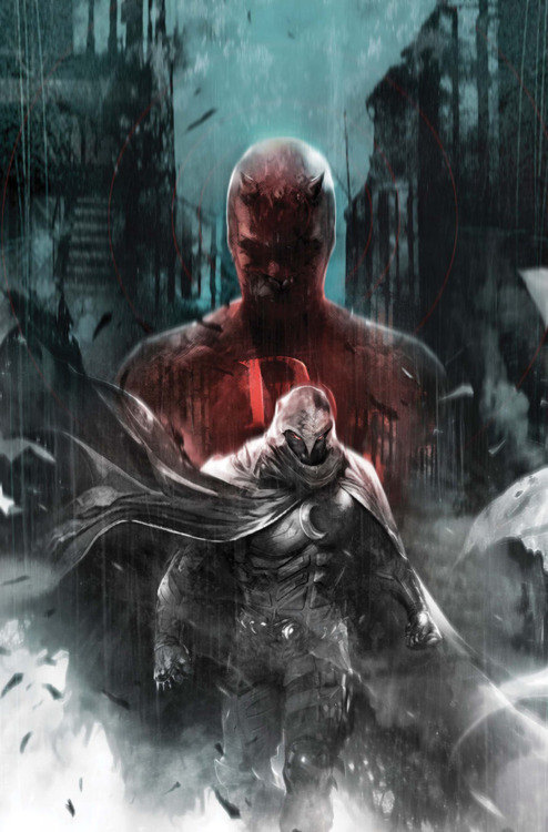 Moon Knight & Daredevil
