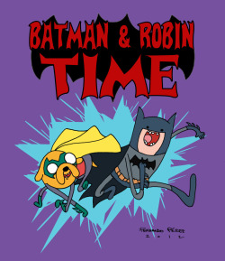 adventuretimefan:  The Dark Jake Rises. Thanks Fernando for the submission.