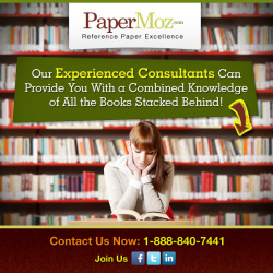 Papermoz Provides Premium Quality Research Services