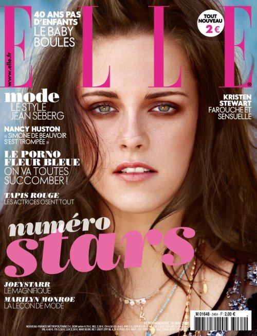 Kristen Stewart in French Elle