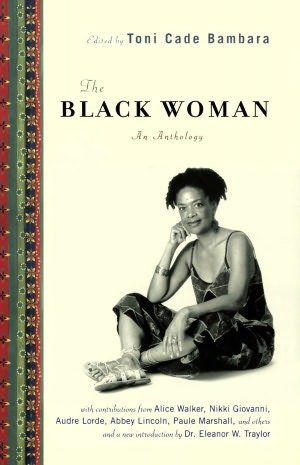 "blck-grrl:  The Black Woman is another badass anthology (written similarly as This Bridge Called My Back) that explores what it means to be a black woman in Amerika by analyzing sexism and racism outside and within our radical communities of color.This anthology features contributions from Alice Walker,Nikki Giovanni,Audre Lorde,Abbey Lincoln,Paule Marshall and others who, through poems and stories, offer a remedy towards healing and self preservation for black women who have had enuf of the rainbow. ""When a white man ""likes colored girls,"" his woman (the white woman) is the last one he wants to know about it. Yet,seemingly,when a Negro ""likes white girls,"" his woman (the Black woman) is the first he wants to know about it. White female rejects and social misfits are fragrantly flaunted in our faces as the ultimate in feminine pulchritude. Our women are encouraged by our own men to strive to look and act as much like the white female image of beauty as possible, and only those who approach that ""goal"" in physical appearance and social behavior are acceptable. At best,we are made to feel we are poor imitations and excuses for white women.  Evil? Evil,you say? The Black woman is hurt,confused,frustrated,angry,resentful,frightened and evil! Who in this hell dares suggest that she should be otherwise? These attitudes only point up her perception of the situation and her health rejection of shame. Maybe if our women get evil enough and angry enough, they'll be moved to some action that will bring our men to their senses. There is one unalterable fact that too many of our men cannot seem to face.And that is, we ""black,evil,ugly"" women are perfect and accurate reflection of you ""black,evil,ugly"" men. Play hide and seek as long as you can and will,but your every rejection and abandonment of us is only a sorry testament of how thoroughly and carefully you have been blinded and brainwashed. And let it further be understood that when we refer to you we mean,ultimately,us. For you are us,and vice versa.  We are the women who were kidnapped and brought to this continent as slaves. We are the women who were raped,are still being raped, and our bastard children snatched from our breasts to be scattered to the winds to be lynched,castrated,de-egoed,robber,burned,and deceived. We are the women whose strong and beautiful Black bodies were-and still are- being used as cheap labor force for Miss Anne's kitchen and Mr.Charlie's bed, whose rich,black,and warm milk nurtured-and still nurtures-the heir to the racist and evil slavemaster. We are the women who dwell in the hell-hole ghettos are over the land.We are the women whose bodies are scarified,as living cadavers,to experimental surgery in the white man's hospitals for the sake of white medicine.  We are the women who are invisible on the television and movies screens, on the Broadway stage. We are the women who are lusted after,sneered at,leered at,hissed at,yelled at,grabbed at,tracked down by white degenerates in our own pitiable,poverty-stricken,and pride-less neighborhoods.  We are the women whose hair is compulsively fried,whose skin is bleached,whose nose is ""too big"",whose mouth is ""too big and loud,"" whose face is ""too black and shiny,"" and whose suffering and patience is too long and enduring to be believed.  Who're just too damned much for everybody. We are the women whose bars and recreation halls are invaded and flagrantly disrespectful,bigoted,simpering,amoral,emotionally unstable,outcast,maladjusted,nymphomaniacal,condescending white women…in desperate and untiring search of the ""frothing-at-the-mouth-for-a-white-woman,strong-backed,sixty minute hot black."" Our men. We are the women who,upon protesting this invasion of our privacy and sanctity and sanity, are called ""jealous,"" and ""evil,"" and ""small-minded,"" and ""prejudiced.""  We are the women whose husbands and fathers and brothers and sons have been plagiarized,imitated,denied,and robbed of the fruits of their genius,and who consequently we see emasculated,jailed,lynched,driven mad, deprived,enraged,and made suicidal.  We are the women whom nobody,seemingly,cares about,who are made to feel inadequate,stupid and backward, and who inevitably have the most colossal inferiority complexes to be found. And who is spreading this propaganda that ""The only free people in this country are the white man and the Black woman?"" If this be freedom,then Heaven is Hell. Who will revere the Black Woman? Who will keep our neighborhoods safe for black innocent womanhood? Black womanhood is outraged and humiliated. Black womanhood cries for dignity ans restitution and salvation. Black womanhood wants and needs protection,and keeping,and holding.  Who will assuage her indignation? Who will keep her precious and pure? Who will glorify and proclaim her beautiful image?  To whom will she cry rape?"""