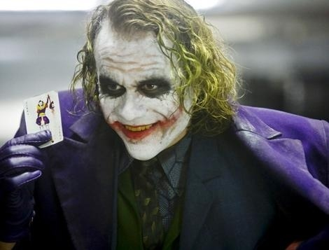 Heath Ledger has been dead for almost 5 years.