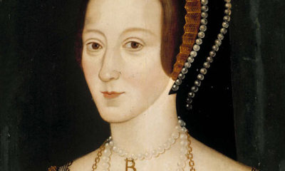 May 19th 1536: Anne Boleyn beheadedOn this day in 1536, the second wife of King Henry VIII of England was beheaded. Henry and Anne married in 1533 after the King divorced his first wife Catherine of Aragon to marry Anne, his mistress. When he tried to seek divorce, the Catholic Church protested, and thus the King split with the Church and assumed authority over religious matters. Many did not recognise the legitimacy of his second marriage. When Anne failed to produce a male heir Henry had her executed, using dubious charges of treason, adultery and incest. Henry soon after married Jane Seymour, who died in 1537.