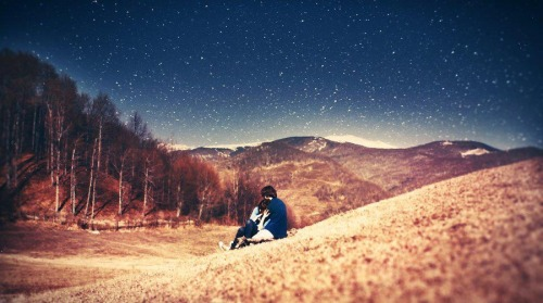 "(""Have no fear in your heart"" by Felicia Simion)"