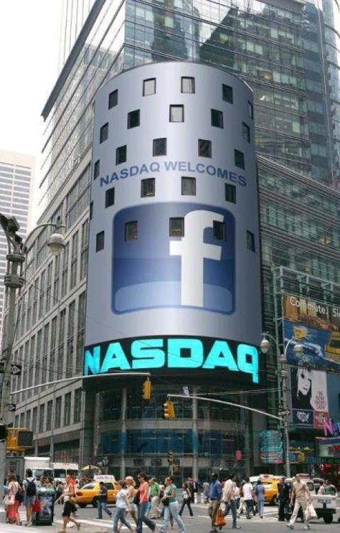 Nasdaq Welcomes Facebook | will you be investing and buying some shares in Facebook?