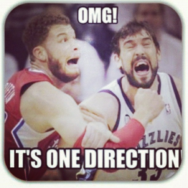 Hahaha! wow #nbameme (Taken with instagram)