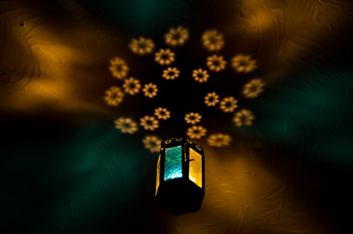 20/366 - Hanging Moroccan lantern by MegaMog on Flickr.