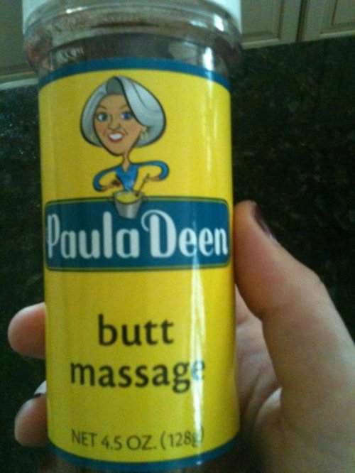 Paula Deen Butt Massage Paula Deen's empire is really expanding.