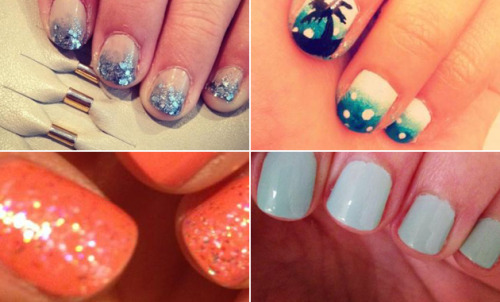 glamour:  Getting a manicure this weekend? Here are 88 ideas for what to get, submitted by our readers.