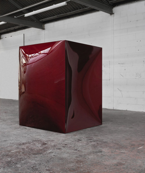 contemporary-art-blog:   Anish Kapoor artist indian born british artist, Screen, 2008Contemporary-Art-Blog