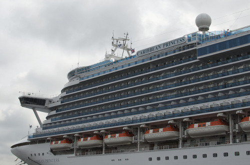 Caribbean Princess Cruise Ship In Belfast May 2012 9 on Flickr.