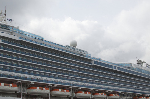 Caribbean Princess Cruise Ship In Belfast May 2012 14 on Flickr.