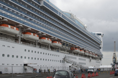 Caribbean Princess Cruise Ship In Belfast May 2012 17 on Flickr.