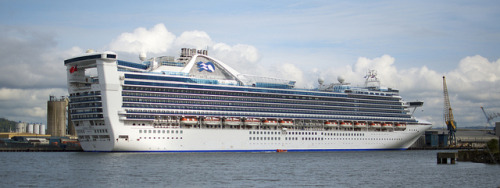 Caribbean Princess Cruise Ship In Belfast May 2012 30 on Flickr.
