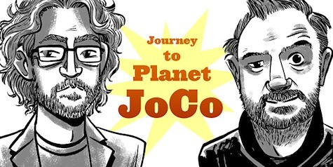 "John Scalzi and Jonathan Coulton talk about Coulton's song ""The Future Soon""!"