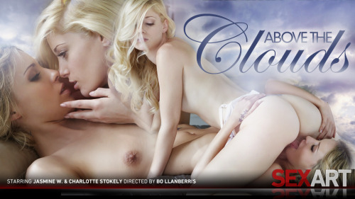 "Jasmine W & Charlotte Stokely ""Above the Clouds"""