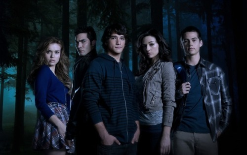 WIN Teen Wolf on DVD!