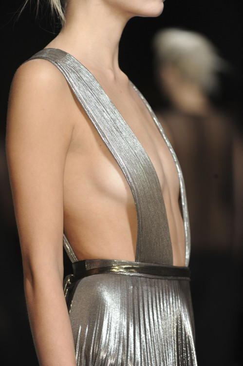 threefolds:  Haider Ackermann | detail | spring 2012
