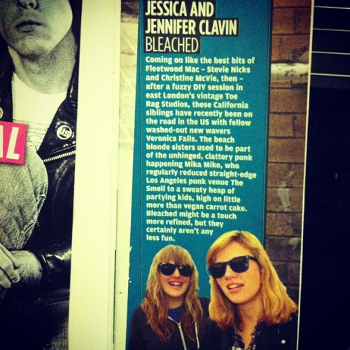 NME!!!  (Taken with instagram)