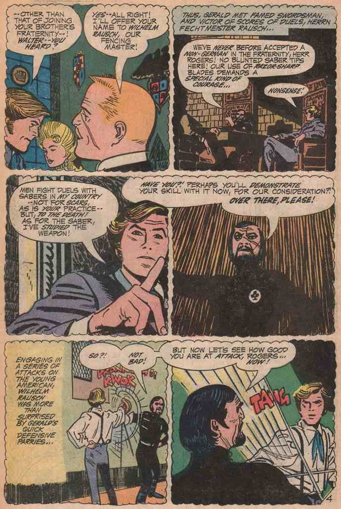 "Alex Toth, ""Fright"", page 4"