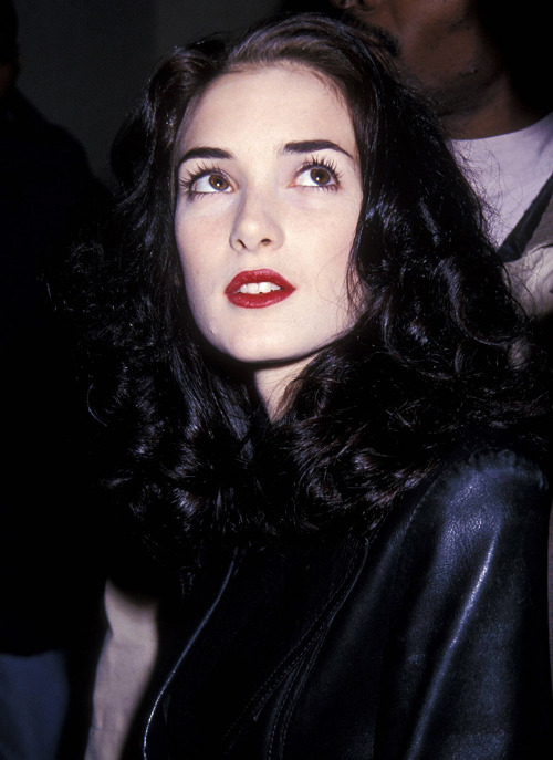 Winona Ryder, April 1992